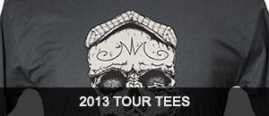 Zac Brown Band Tour Tees